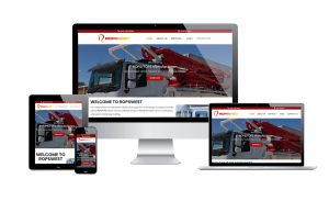 Ropswest in Armadale webdesign
